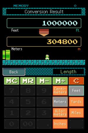 Mario Calculator Review - Screenshot 2 of 2