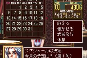 Princess Maker - Legend of Another World Screenshot