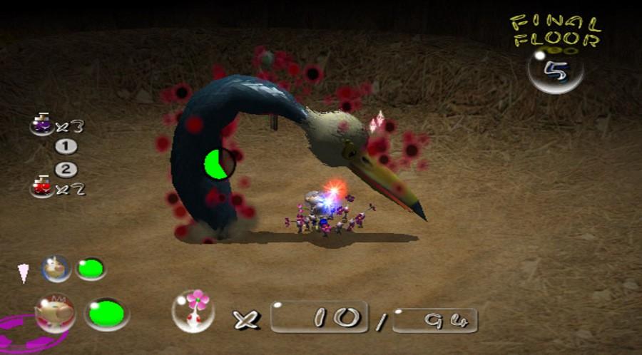 New Play Control! Pikmin 2 Screenshot