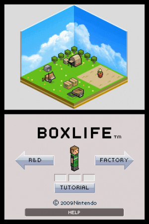 Art Style: BOXLIFE Review - Screenshot 2 of 2
