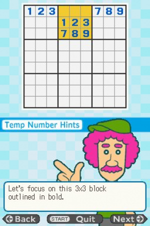 Sudoku 50! For Beginners Review - Screenshot 1 of 2