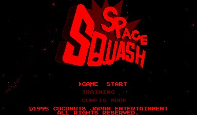 Space Squash Screenshot