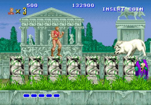 Altered Beast Review - Screenshot 3 of 3