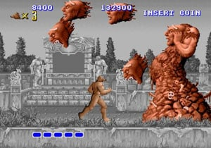 Altered Beast Review - Screenshot 1 of 3