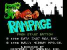 Rampage Screenshot