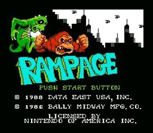 Rampage Review - Screenshot 1 of 3