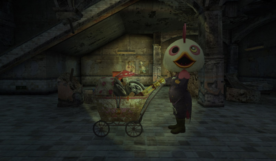 Fragile Dreams: Farewell Ruins of the Moon Review - Screenshot 4 of 4