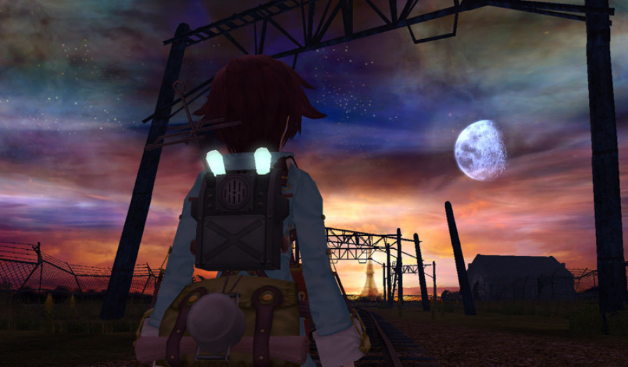 Fragile Dreams: Farewell Ruins of the Moon Review - Screenshot 3 of 4