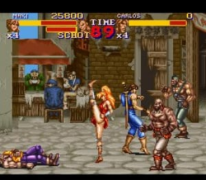 Final Fight 2 Review - Screenshot 2 of 4