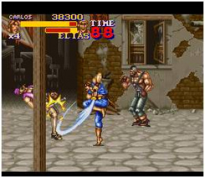 Final Fight 2 Review - Screenshot 2 of 3
