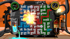 Heron: Steam Machine Screenshot