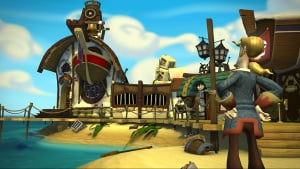 Tales of Monkey Island: Chapter 1 Review - Screenshot 5 of 6