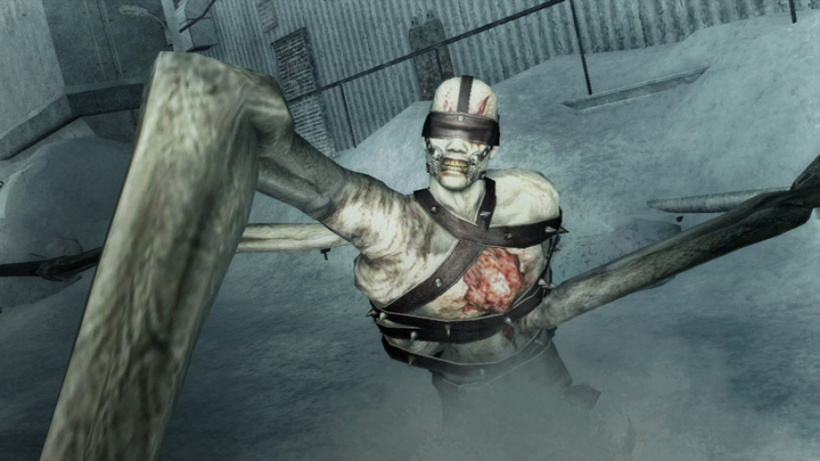 Resident Evil: The Darkside Chronicles Review - Screenshot 3 of 6