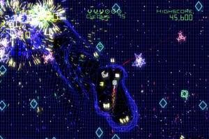 Geometry Wars Galaxies Screenshot