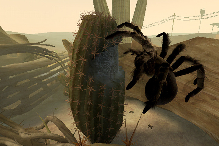 Deadly Creatures Screenshot