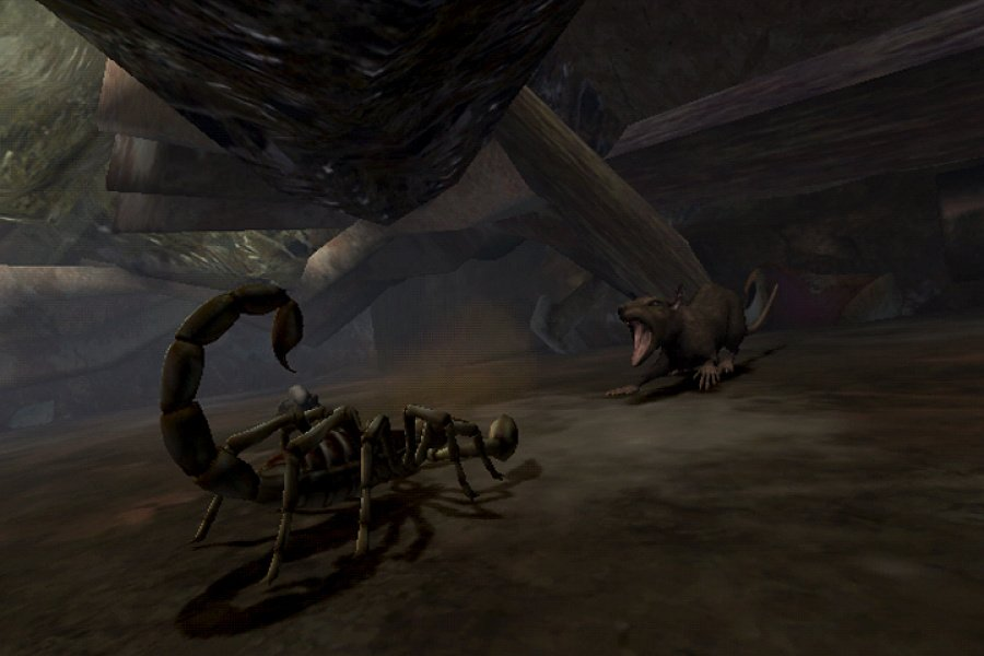 Deadly Creatures Review - Screenshot 1 of 5
