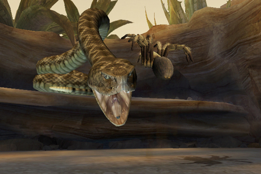 Deadly Creatures Review - Screenshot 1 of 4