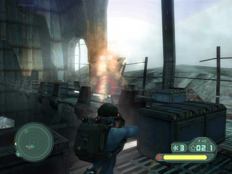 Rogue Trooper: Quartz Zone Massacre Review - Screenshot 3 of 4