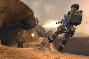 Rogue Trooper: Quartz Zone Massacre Screenshot