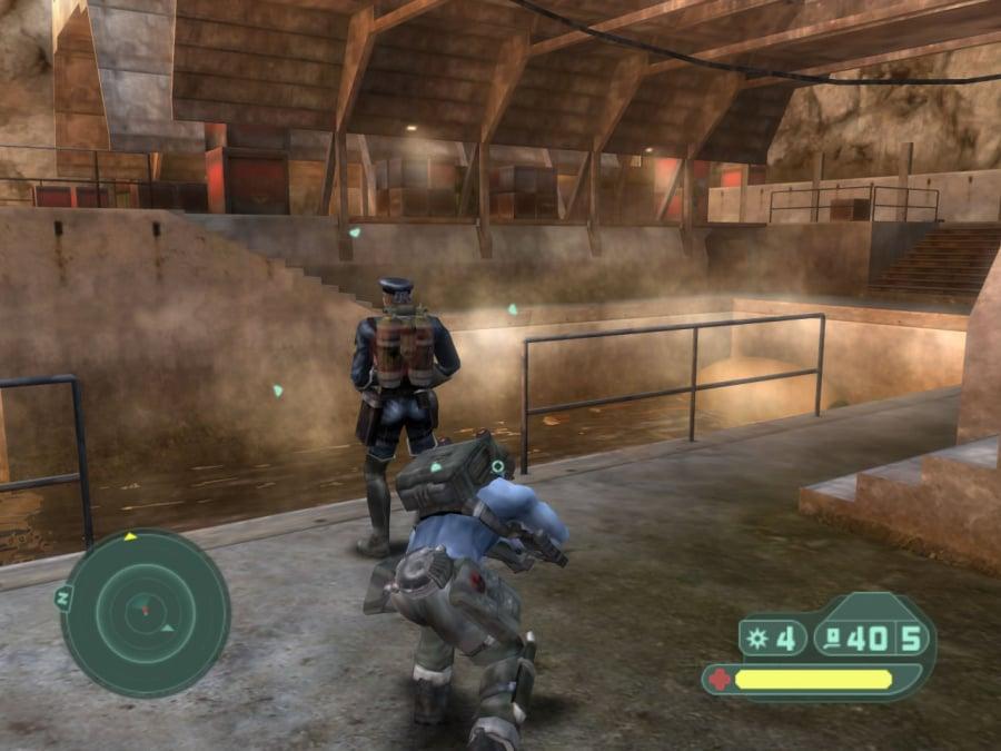 Rogue Trooper: Quartz Zone Massacre Review - Screenshot 1 of 4