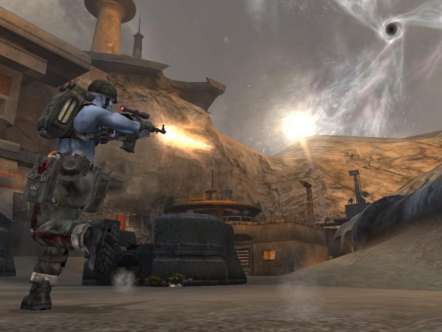 Rogue Trooper: Quartz Zone Massacre Review - Screenshot 4 of 4