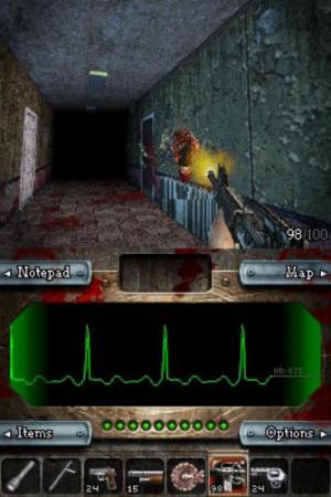 Dementium: The Ward Review - Screenshot 1 of 3