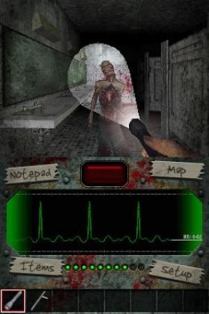 Dementium: The Ward Review - Screenshot 2 of 3