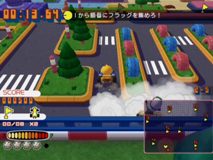 Namco Museum Remix Review - Screenshot 1 of 5