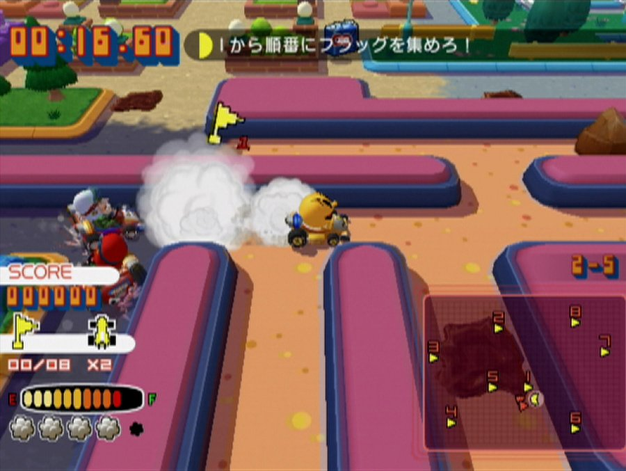 Namco Museum Remix Review - Screenshot 4 of 5