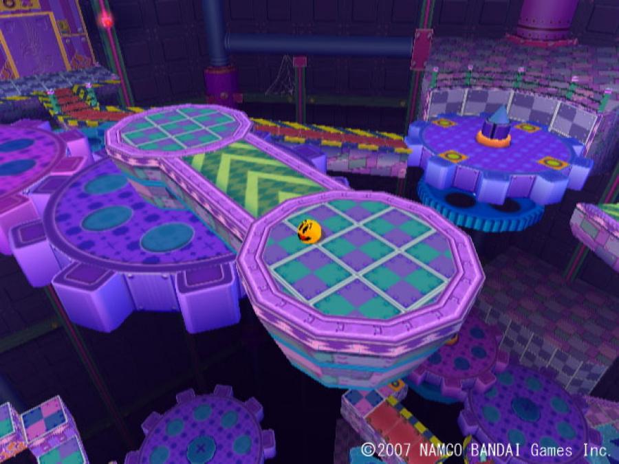 Namco Museum Remix Review - Screenshot 2 of 5