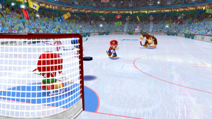 Mario & Sonic at the Olympic Winter Games Review - Screenshot 3 of 6