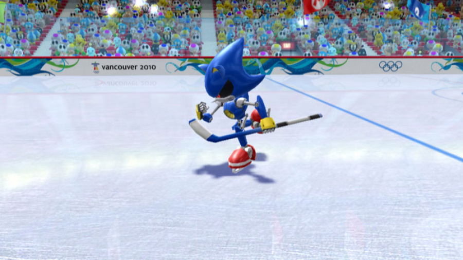 Mario & Sonic at the Olympic Winter Games Review - Screenshot 5 of 7