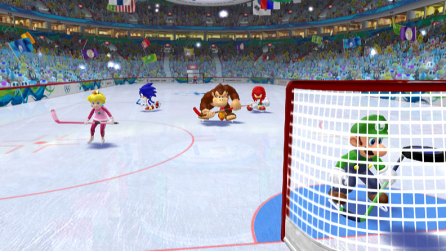 Mario & Sonic at the Olympic Winter Games Review - Screenshot 6 of 6