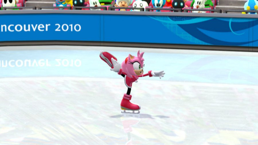 Mario & Sonic at the Olympic Winter Games Review - Screenshot 5 of 6