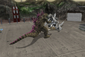 Godzilla Unleashed Screenshot