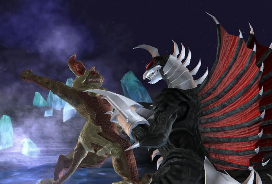 Godzilla Unleashed Review - Screenshot 1 of 4