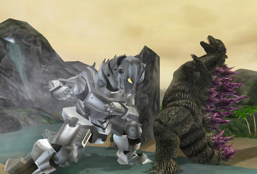 Godzilla Unleashed Screenshot