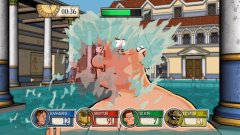 Horrible Histories: Ruthless Romans Screenshot