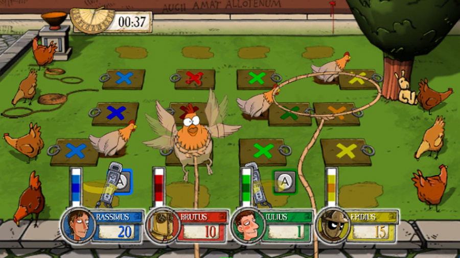 Horrible Histories: Ruthless Romans Review - Screenshot 1 of 8