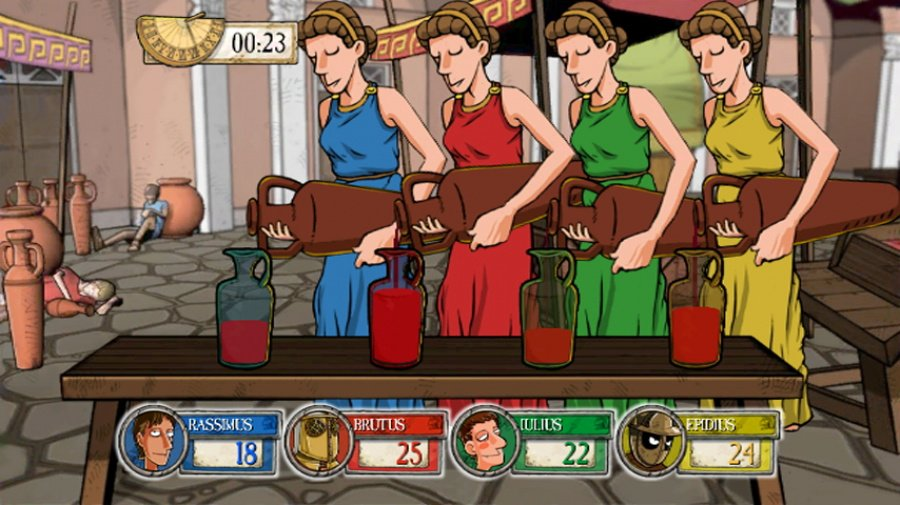 Horrible Histories: Ruthless Romans Review - Screenshot 7 of 8