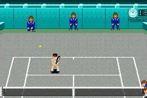 Super Tennis Screenshot
