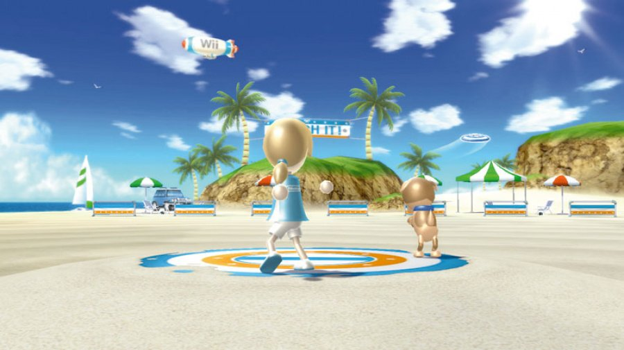 Wii Sports Resort Review - Screenshot 2 of 3