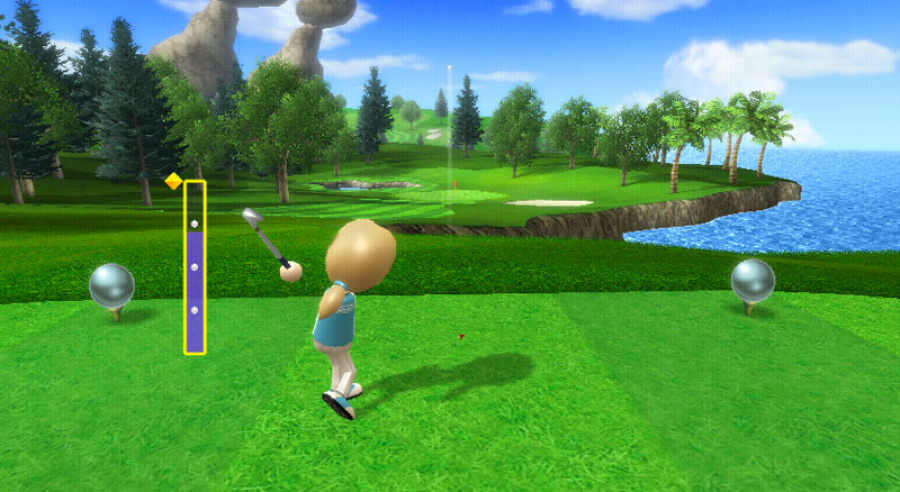 Wii Sports Resort Review - Screenshot 1 of 2