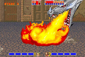 Golden Axe Screenshot