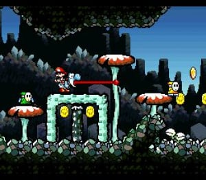 Super Mario World 2: Yoshi's Island Review - Screenshot 2 of 6