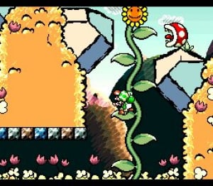 Super Mario World 2: Yoshi's Island Review - Screenshot 1 of 6