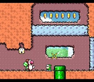 Super Mario World 2: Yoshi's Island Review - Screenshot 3 of 6