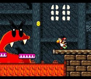 Super Mario World 2: Yoshi's Island Review - Screenshot 1 of 6