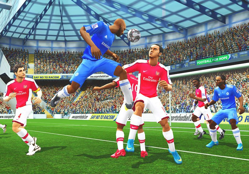 FIFA 10 Screenshot