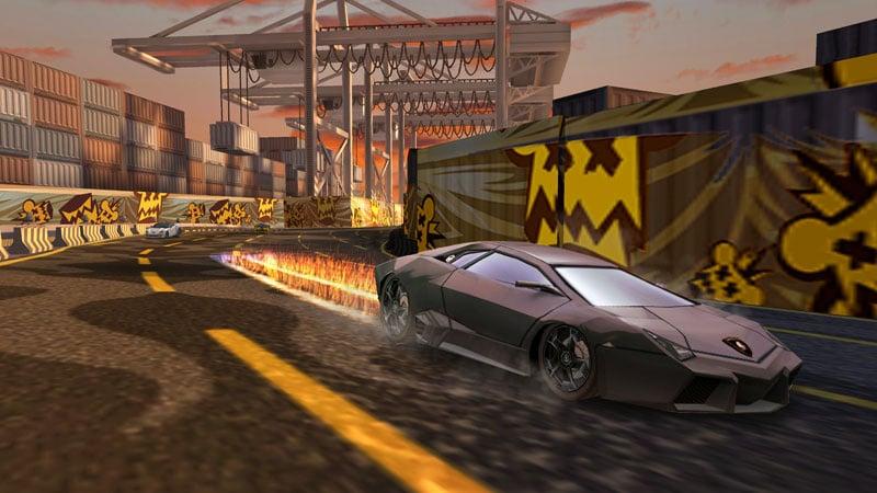 Need For Speed: NITRO Screenshot